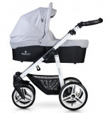 Carucior 3 in 1 Venicci Light Grey