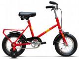 Bicicleta Pegas Soim, Cadru 12inch, Roti 12inch (Rosu)