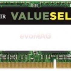 Memorii Laptop Corsair Vengeance SO-DIMM, DDR3L, 4GB, 1333MHz, CL9 - Memorie RAM laptop