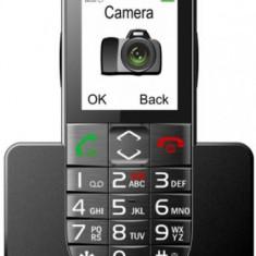 Telefon Mobil MaxCom Comfort MM720, TFT 2.2inch, 2G (Negru)