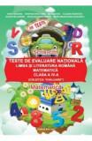 Evaluare Nationala Cls 4 Romana Matematica - Adina Grigore
