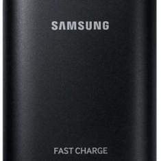 Acumulator extern Samsung EB-PG930BBEGWW, 5100 mAh, 1 USB, Universal (Negru) - Baterie externa