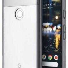 Protectie Spate Ringke Fusion Smoke Black pentru Google Pixel 2 (Fumuriu) - Husa Telefon