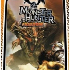 Monster Hunter Freedom Essentials (PSP) - Jocuri PSP