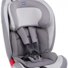 Scaun auto Chicco Gro-Up 1/2/3 CH0707958396, 9-36 kg (Gri) - Scaun auto copii
