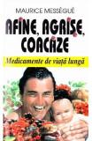 Afine, agrise, coacaze - Maurice Messegue