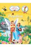 Degetica - Bunica ne citeste povesti