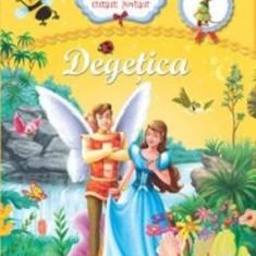 Degetica - Bunica ne citeste povesti - Carte educativa