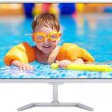 Monitor LED Philips 23.6inch 246E7QDSW/00, Full HD (1920 x 1080), MHL-HDMI, VGA, DVI, 5 ms (Alb)