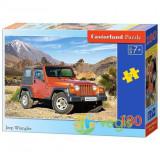Puzzle 180 Castorland - Jeep Wrangler
