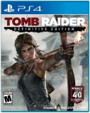 Tomb Raider Definitive Edition (PS4), Square Enix