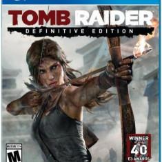 Tomb Raider Definitive Edition (PS4) - Jocuri PS4