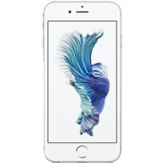 Telefon Mobil Apple iPhone 6S, Procesor Apple A9, IPS LED-backlit Multi-Touch 4.7inch, 2GB RAM, 128GB flash, 12MP, Wi-Fi, 4G, iOS 9 (Argintiu) - Telefon iPhone