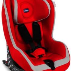 Scaun auto Chicco Go-One Isofix CH0407981970, 9-18 kg (Rosu) - Scaun auto copii