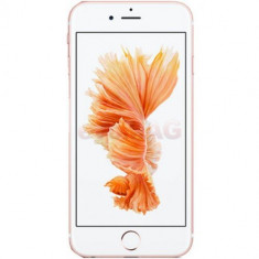 Telefon Mobil Apple iPhone 6S, Procesor Apple A9, IPS LED-backlit Multi‑Touch 4.7inch, 2GB RAM, 32GB flash, 12MP, Wi-Fi, 4G, iOS 9 (Rose Gold) - Telefon iPhone