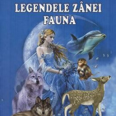 Legendele zanei Fauna - Lidia Hlib - Carte educativa