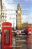 Teste de limba si literatura engleza - Dan Dumitrescu