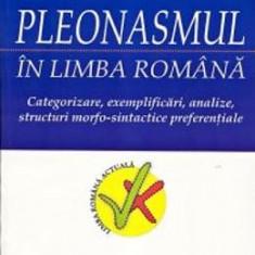 Pleonasmul in limba romana - Dorin N. Uritescu - Manual scolar
