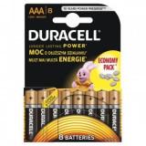 Duracell AAA 8buc/set