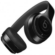 Casti Wireless Beats Solo 3 by Dr. Dre (Negru lucios)
