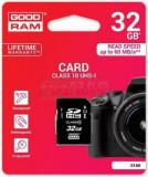 Card de memorie GOODRAM SMC00690, SDHC, 32GB, Clasa 10, UHS-I
