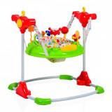 Saritor ajustabil pentru copii Jumper Vista Green, Moni