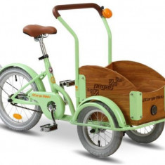 Bicicleta Pegas Mini Cargo 1S (Fistic) - Bicicleta copii