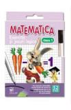 Matematica - Clasa a 1-a - Exercitii si jocuri logice. 52 Fise, Clasa 1