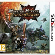Monster Hunter Generations Nintendo (3Ds) - Jocuri Nintendo 3DS