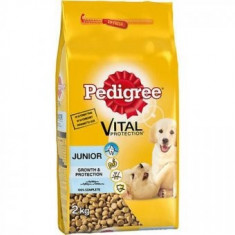 Pedigree Dry 2kg Junior Talie Mica Adult
