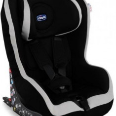 Scaun auto Chicco Go-One Isofix 8058664055562, 9-18 kg (Negru) - Scaun auto copii