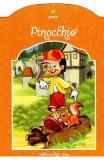 Pinocchio - Colorez povesti alese