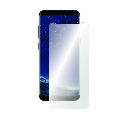Folie de protectie Clasic Smart Protection Samsung Galaxy S8 compatibila cu carcase Rugged tip Spigen sau UAG foto