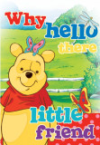 Covor Disney Kids Winnie the Pooh, Imprimat Digital