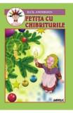 Fetita cu chibrituri - H.Ch. Andersen - Carte de colorat, Hans Christian Andersen