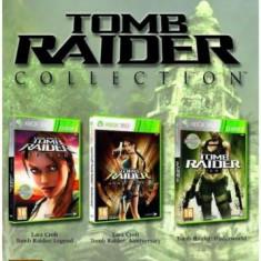 Tomb Raider Trilogy (Xbox 360) - Jocuri Xbox 360
