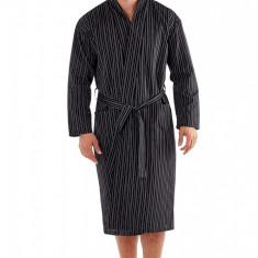 Capot barbatesc Harvey Black Stripe - Halat barbati