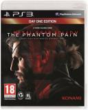 Metal Gear Solid V: The Phantom Pain D1 Edition (PS3), Konami