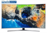 Televizor LED Samsung 165 cm (65inch) UE65MU6502, Ultra HD 4K, Smart TV, Ecran Curbat, WiFi, CI+