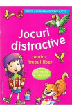 Jocuri distractive pentru timpul liber (roz)