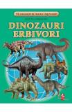 Dinozauri eribivori - Silvia Ursache