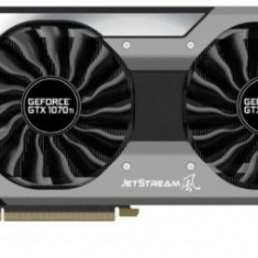 Placa video Palit GeForce GTX 1070 Ti Jetstream, 8GB, GDDR5, 256 bit