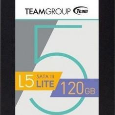 SSD Team Group L5 LITE, 120GB, 2.5inch, Sata III 600, Team Group