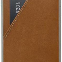 Protectie spate Native Union Clic Card pentru Apple iPhone 7 Plus/8 Plus (Maro) - Husa Telefon