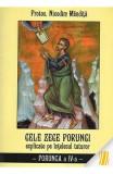 Cele Zece Porunci Explicate Pe Intelesul Tuturor - Nicodim Mandita