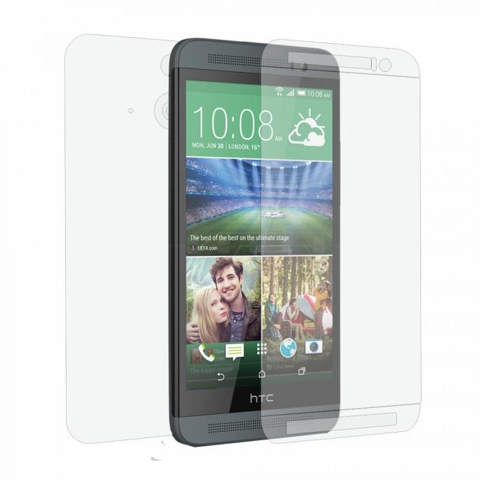 Folie de protectie Clasic Smart Protection HTC One E8 foto mare