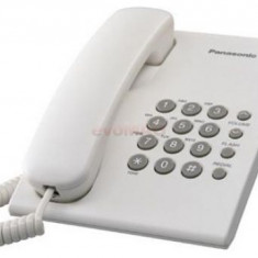 Telefon Fix Panasonic TS500FXW (Alb)