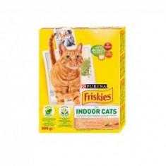 Friskies Dry 300g Indoor - Hrana pisici