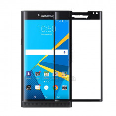 Tempered Glass - Ultra Smart Protection Blackberry Priv fulldisplay - Folie de protectie Smart Protection, Sticla