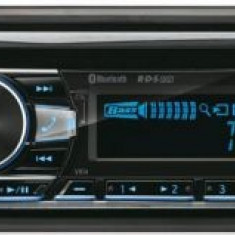 Player CD auto Alpine CDE-193BT, 4x50W, USB, Bluetooth, iluminare taste (Negru-Albastru) - CD Player MP3 auto